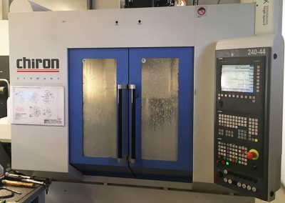 Chiron 5 Axis Milling