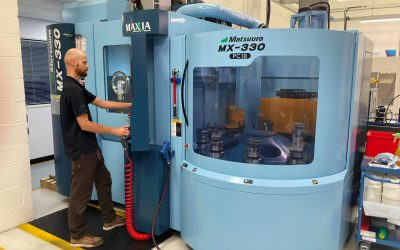 Investment in Matsuura Secures Growth For Bowmill